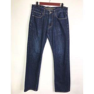 American Eagle Original Straight Jeans 31/32